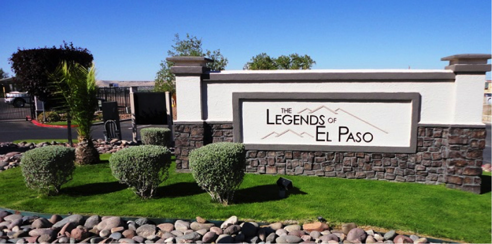Atlas's American portfolio includes the Legends of El Paso - Source: Atlas Residential